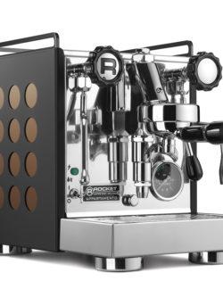 machine à espresso Rocket Serie Nera cuivre